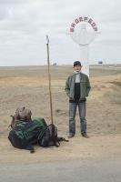 Путешествие в Казахстан (изучение птиц в апреле 2013 года в окрестностях г. Индер (Атырауская область)